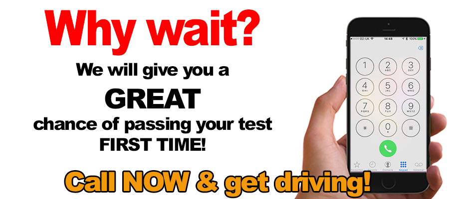 Driving lessons with U Drive Driving School